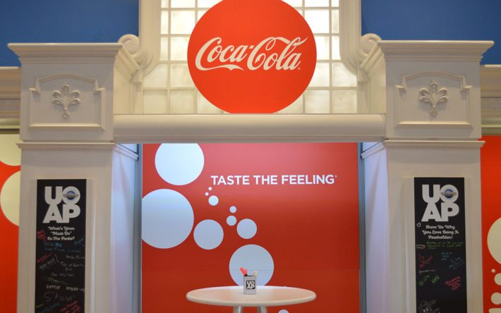 UOAP Lounge Presented by Coca-Cola