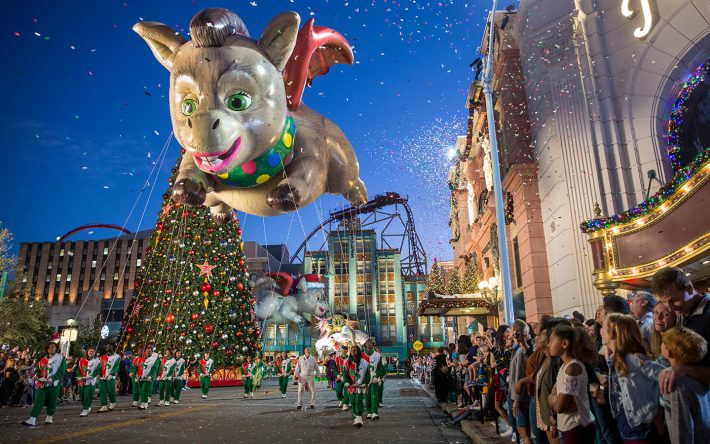 Fun Facts About Universal's Holiday Parade Featuring Macy's