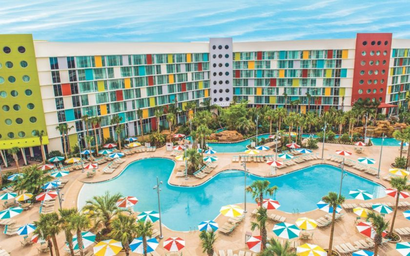 Universal's Cabana Bay Beach Resort - Piscina