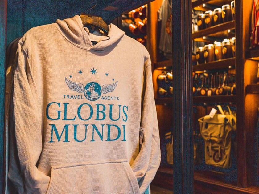 Globus Mundi In Diagon Alley