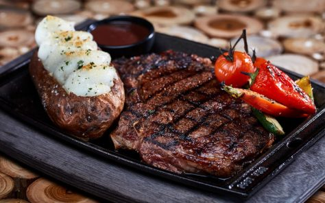 Bigfire Premium Steak – 16 oz Cowboy Ribeye