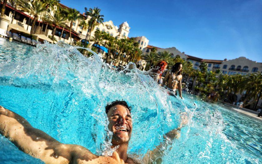 Hard Rock Hotel Orlando Splash