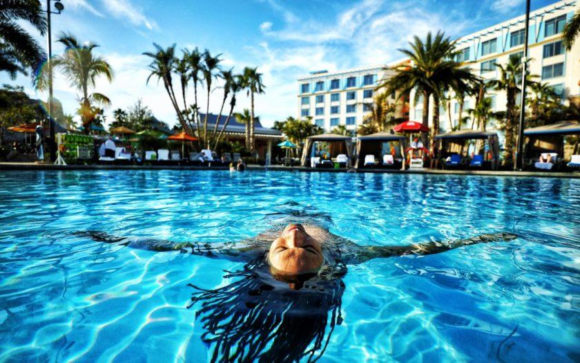 Loews Sapphire Falls Resort Piscina Relax