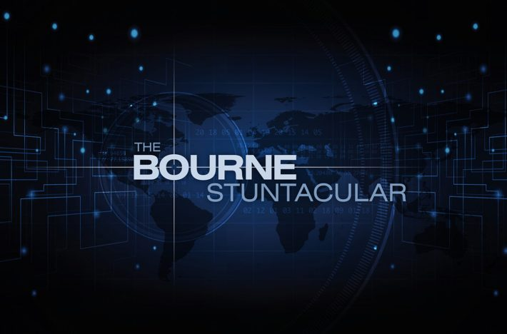 All-New Live-Action Stunt Show The Bourne Stuntacular Coming to Universal Studios Florida