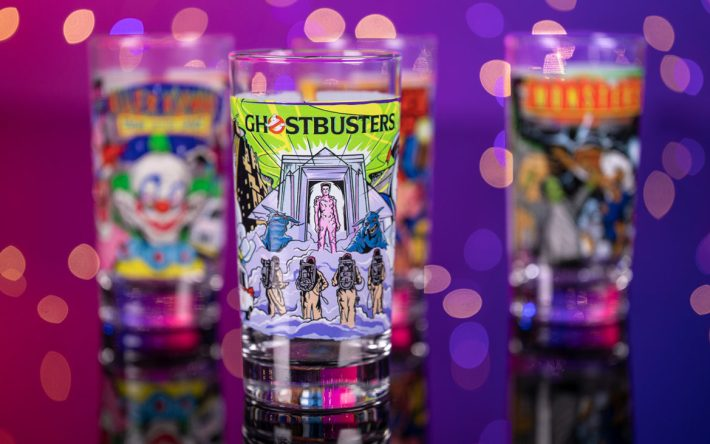 Ghostbusters Glass