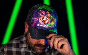 Ghostbusters Hat