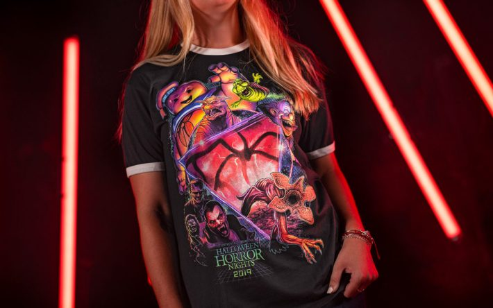 Halloween Horror Nights T-shirt