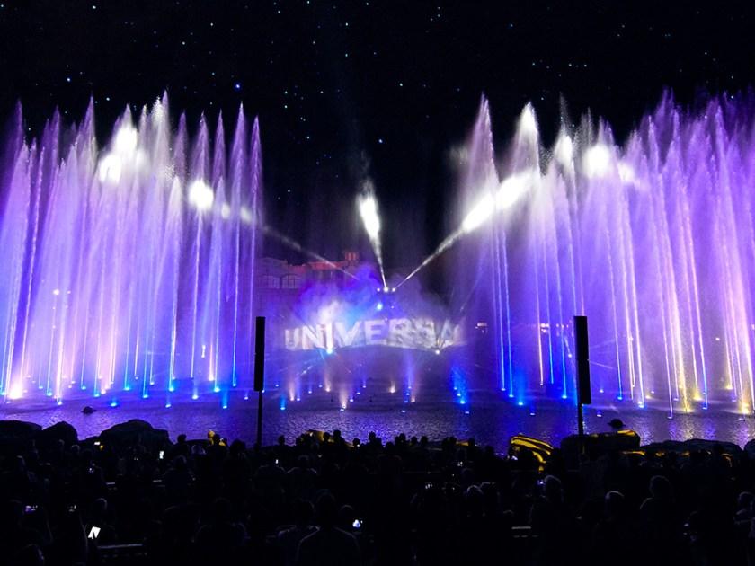 Celebración cinematográfica de Universal