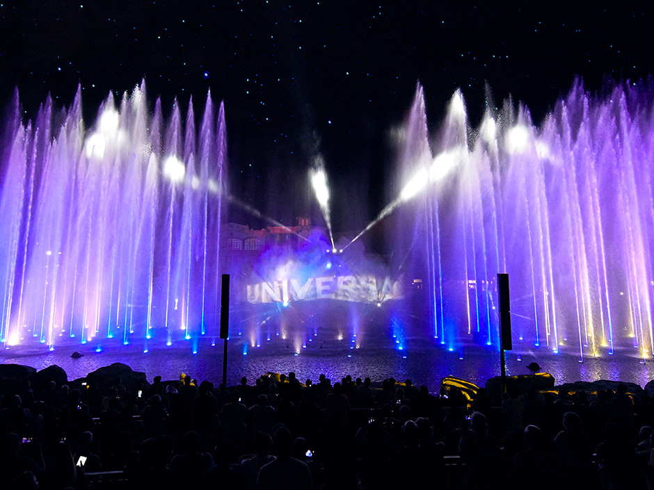 Universal's Cinematic Celebration