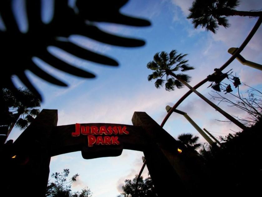Jurassic Park at Islands of Adventure