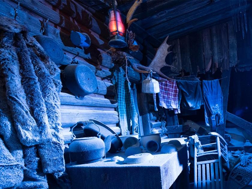 Yeti - Terror de la casa encantada de Yukon