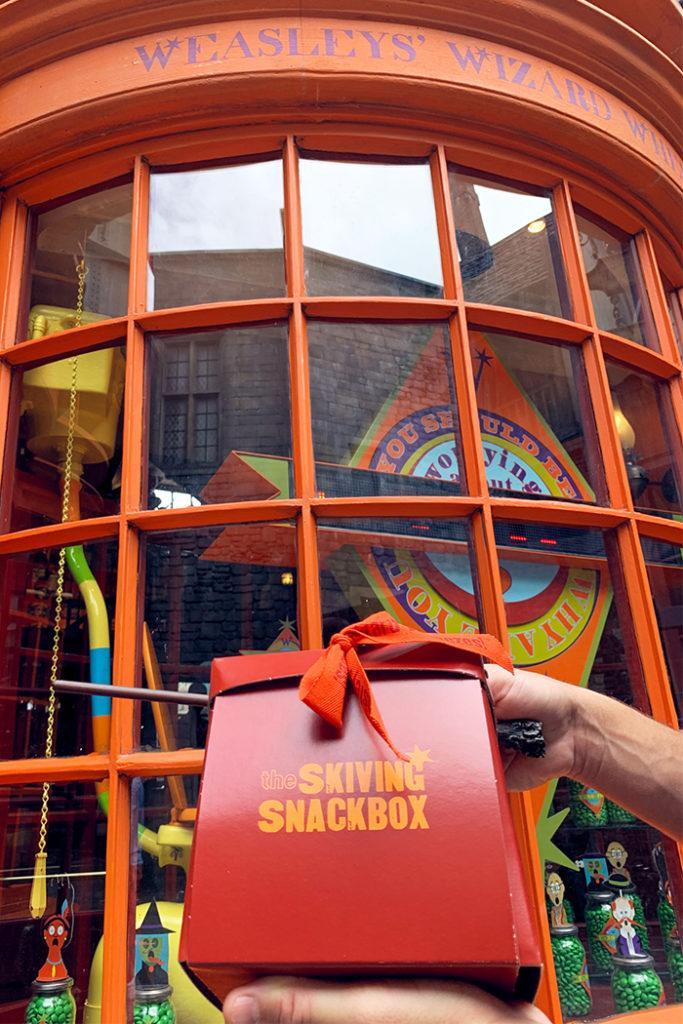 SkivingSnackbox
