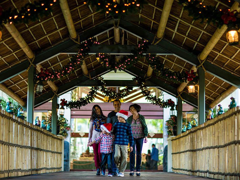 Holidays at Universal Orlando's Hotels