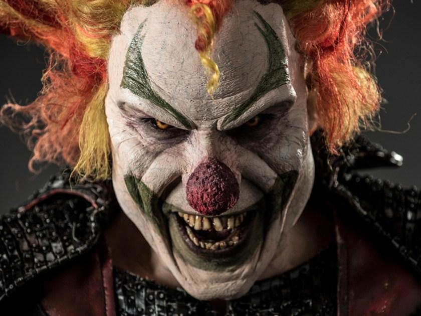 Jack el payaso - Halloween Horror Nights 2015