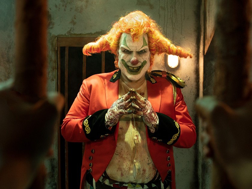Jack el payaso - Halloween Horror Nights 30