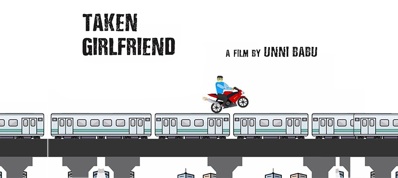 taken girlfriend, my first animation film