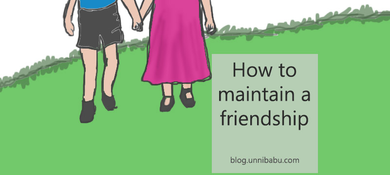 how to maintain a friendship, friendship art