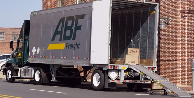 Freight Shipping Services For Moving U Pack
