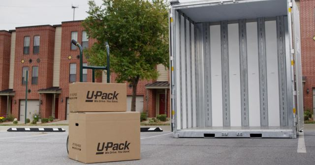 Shipping Container Rental U Pack