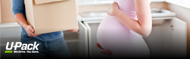 Tips For Moving When Youre Pregnant U Pack