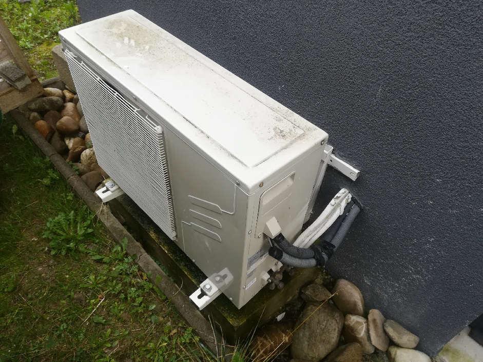 dépannage entretien pompe à chaleur