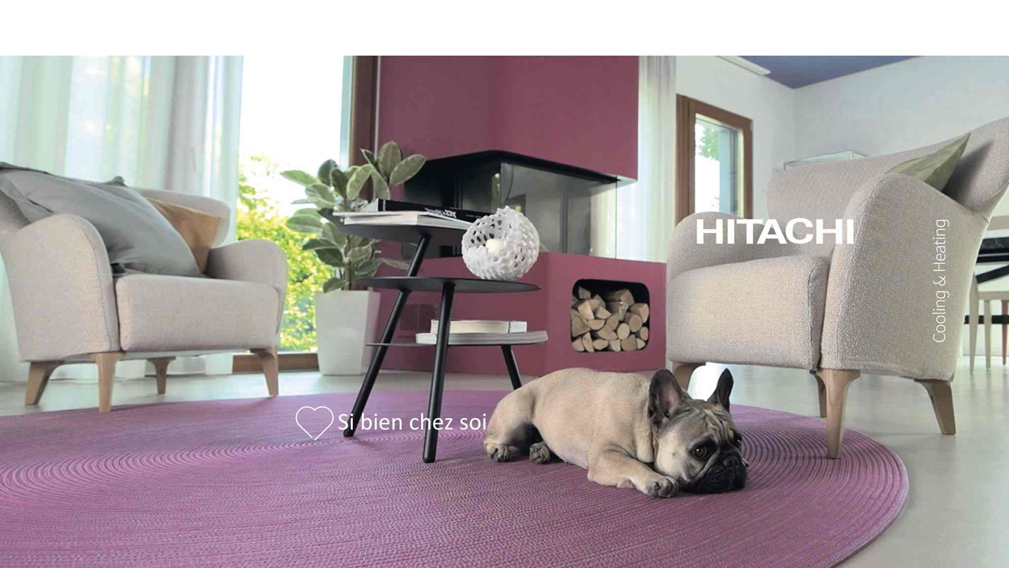 Tout savoir sur la marque Hitachi, spécialiste des pompes à chaleur!