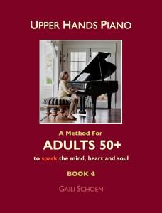 Upper Hands Piano, BOOK 4