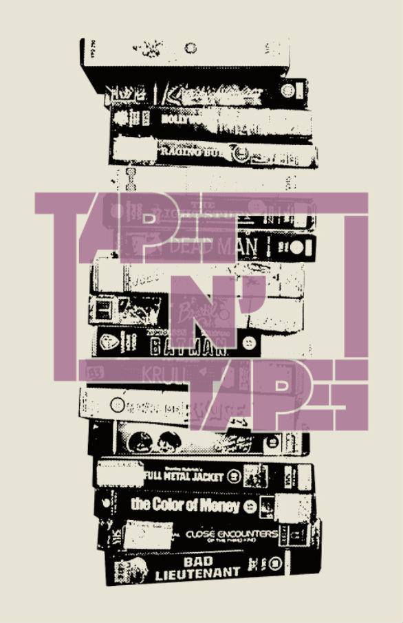 Poster Design Inspiration - Tapes N Tapes