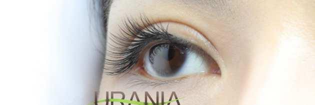 艾芙蒂亞 – 不同眼睛客人接睫毛效果「同根數(雙眼200根)」濃密比較