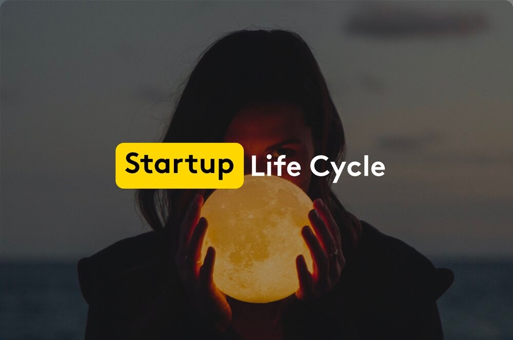 Startup Life Cycle - all stages