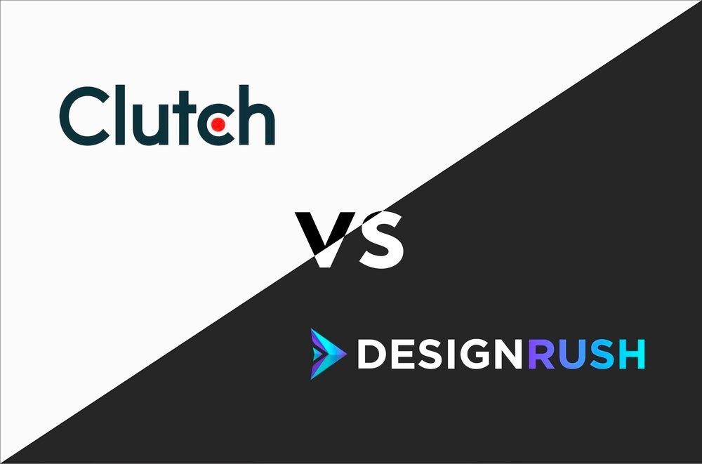 Clutch vs DesignRush