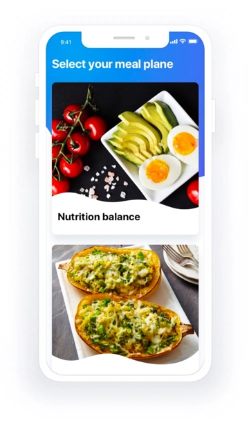 Foodfuels app design 7