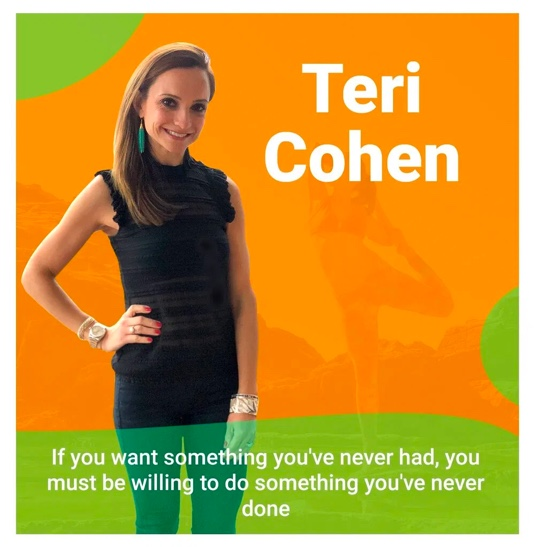 How to use Lean Startup in Weight Loss Startup? foodfuels coach teri cohen