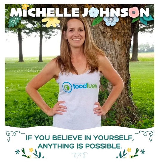 How to use Lean Startup in Weight Loss Startup? foodfuels michelle johnson