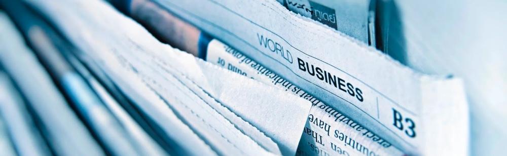 startup news, newspapers