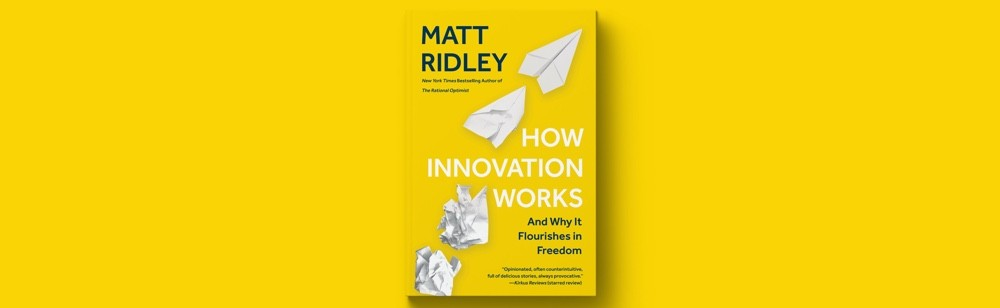 Matt Ridley. How innovation works. mvp in software development