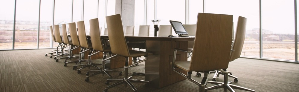 don't treat your work culture and employee relations as an afterthought. empty office. how to set up a startup work culture