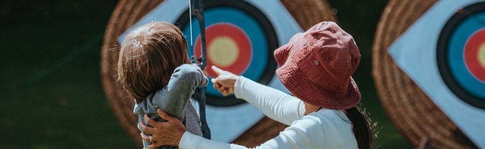 What should I target on in a startup interview questions? kid archery