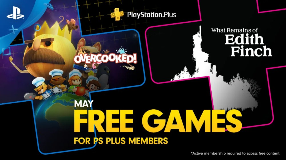 Juegos Gratuitos de PlayStation Plus para Mayo: What Remains of Edith Finch y Overcooked