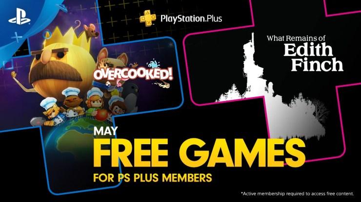 Juegos Gratuitos de PlayStation Plus para Mayo: What Remains of Edith Finch y Overcooked