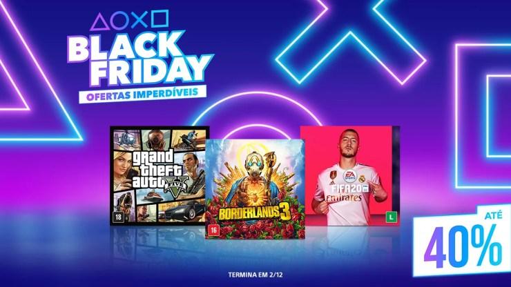 Black Friday   PS Store traz games de PS4 com até 80% de desconto