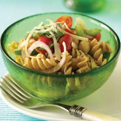 Cold Fusilli Pasta Recipe