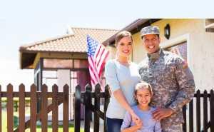 American Flag Family