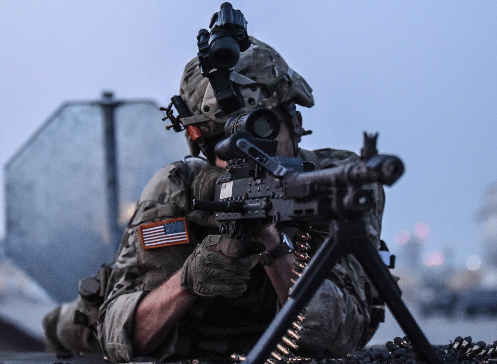 1st Battalion, 143rd Infantry Regiment 173rd Airborne Brigade Combat Team United States Army conducts an airfield seizure in Turzii, Romania during Exercise Saber Guardian 17.