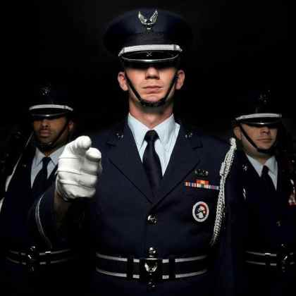 The United States Air Force Honor Guard has been around since 1948. It's time we thank them for everything they do during the best and worst of times.