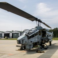 AH-1W Super Cobra Marine Corps Helicopter