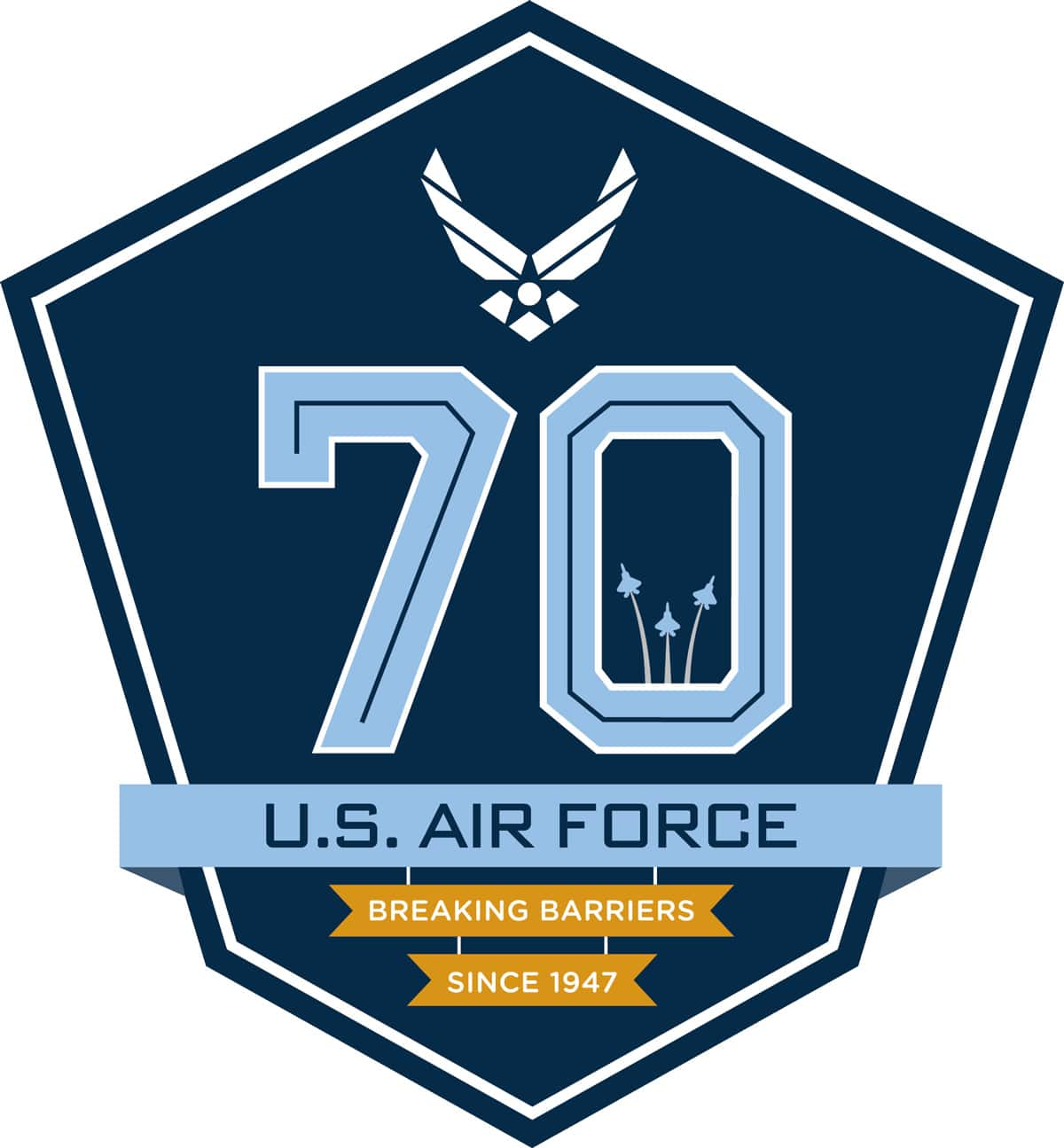 Happy 70th United States Air Force Birthday