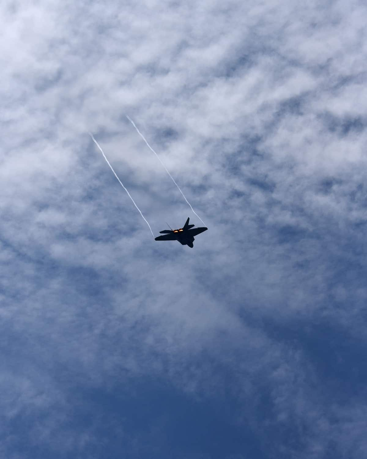 Tyndall evacuated its F-22s, QF-16 Aerial Targets, T-38 Talons, E-9A Widgets and other aerial assets in preparation for Hurricane Irma.