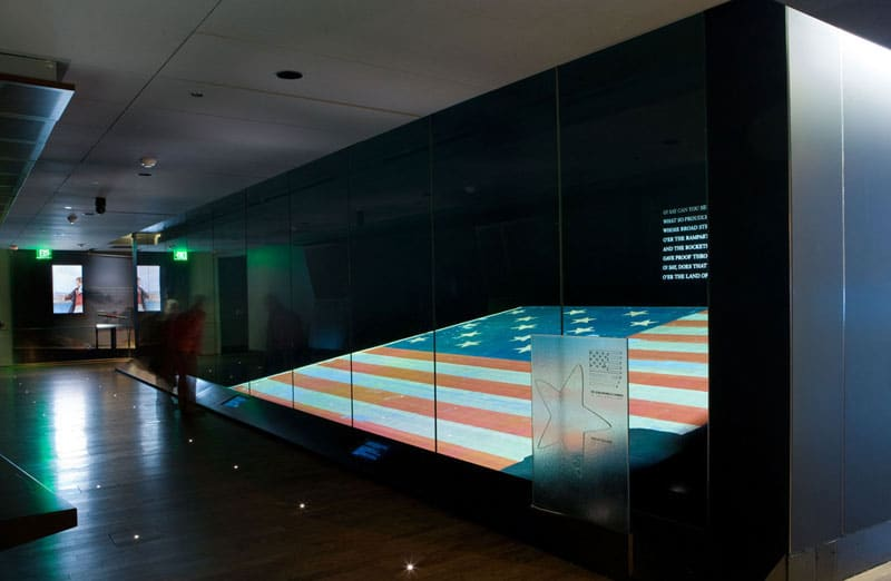 Star Spangled Banner Flag Chamber