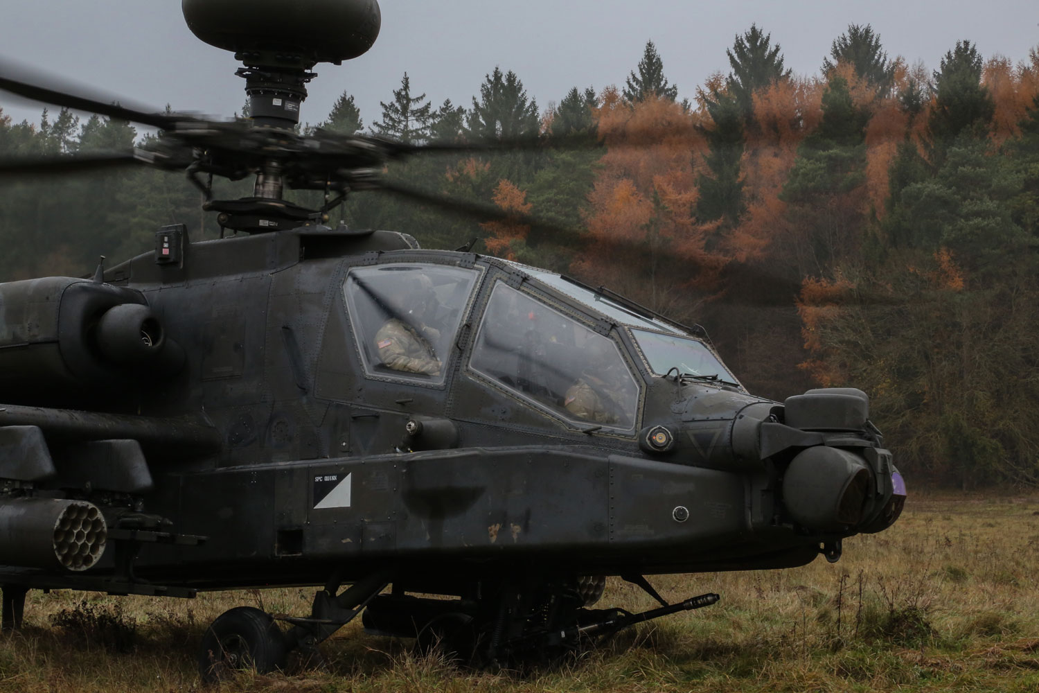 Allied Spirit is a U.S. Army Europe-directed, 7ATC-conducted multinational exercise series designed to develop and enhance NATO and key partner's interoperability and readiness.